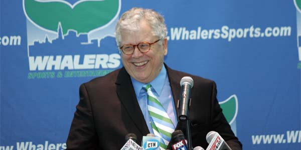 Howard Baldwin, Chairman and CEO of the Connecticut Whale
