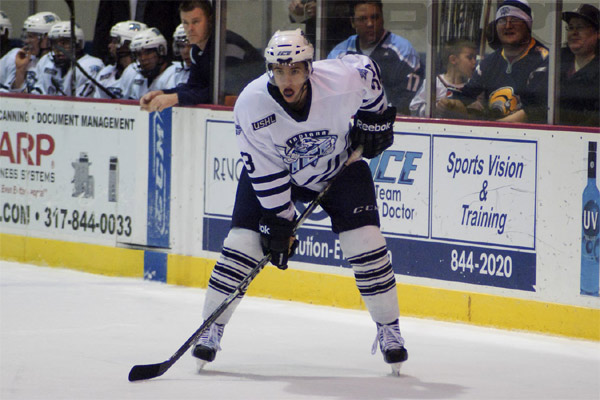 Enfield, CT native Robbie Baillargeon