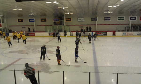 2012 Connecticut High School Hockey Junior Selects Game